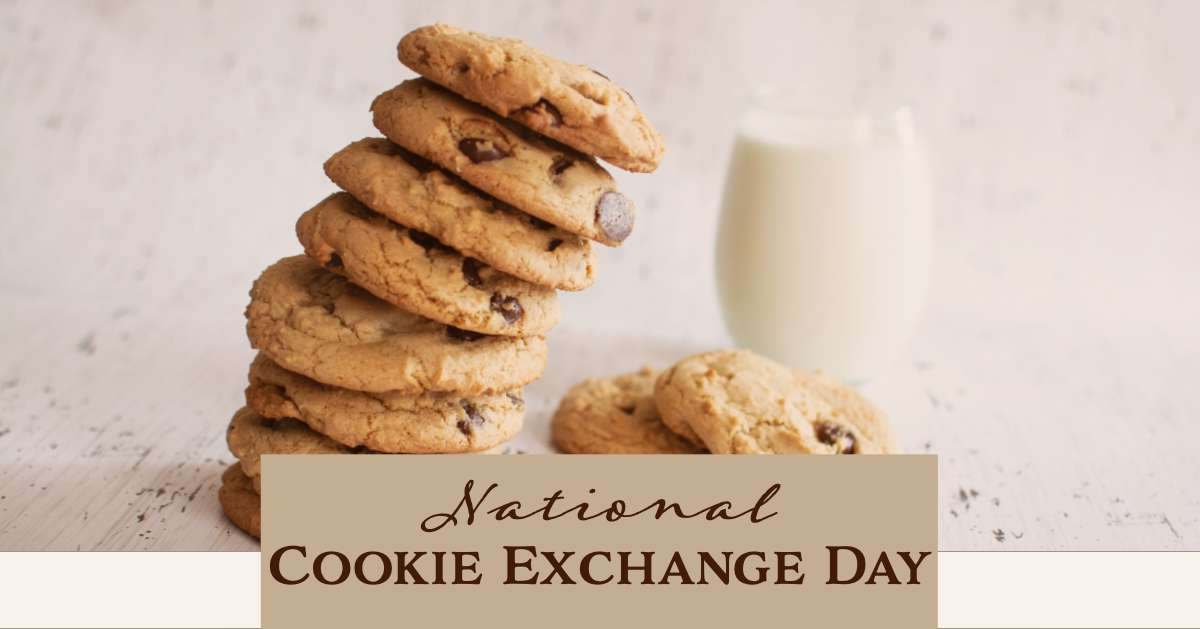 National Cookie Exchange Day Wishes Unique Image