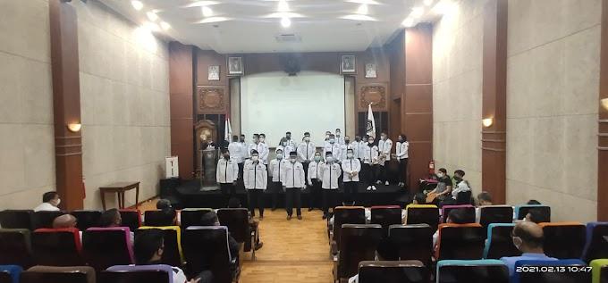 Resmi, Pengurus DPD PPHI Kota Bandung Periode 2021-2024 Dilantik