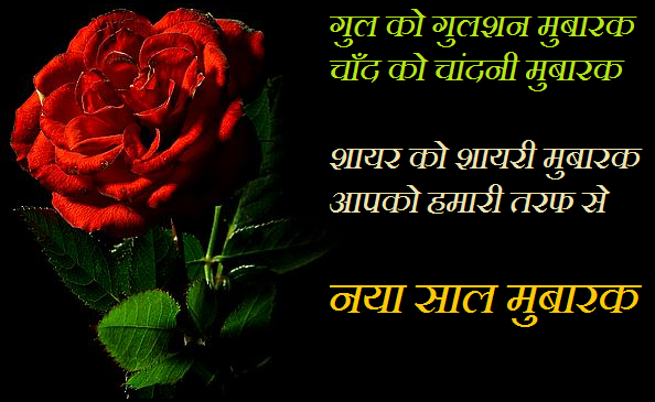 Happy New Year HD Quotes in Hindi