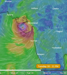 Windy : Live Cyclone Updates