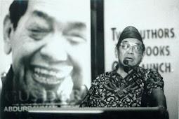 Gus Sholah Ungkap 3 Warisan Gus Dur untuk Bangsa Indonesia