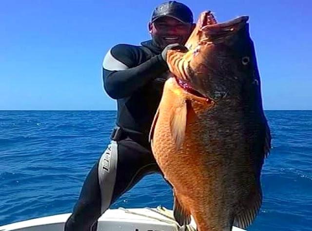Mergulhador que fazia pesca submarina continua desaparecido na costa Sergipana