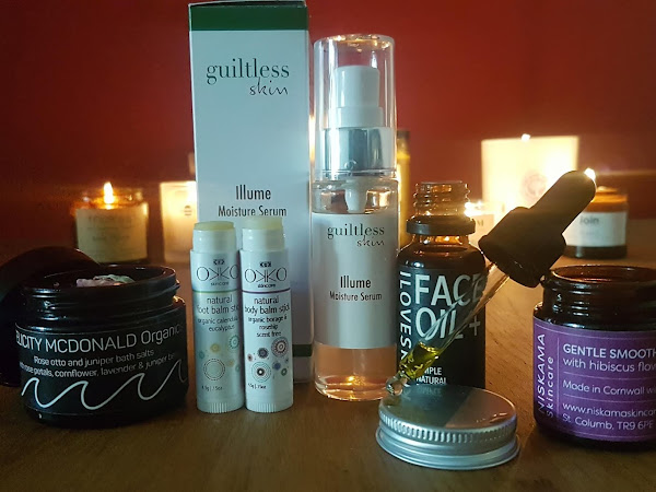 The Natural Beauty Box - Winter Skin Saviours Review
