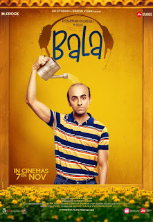 Bala First Look Poster 2