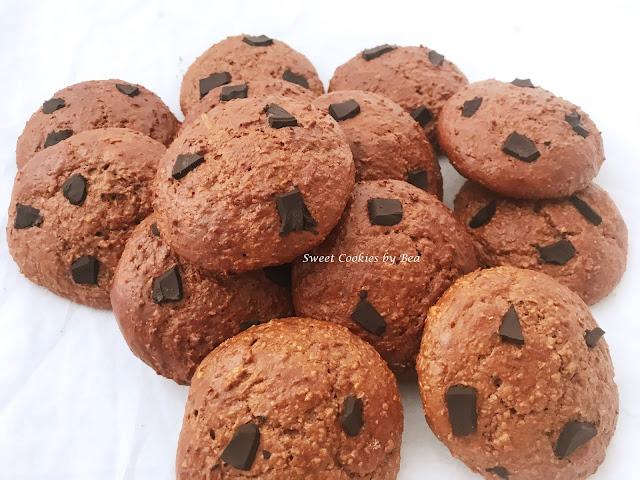 Mis primeras galletas hiperproteicas