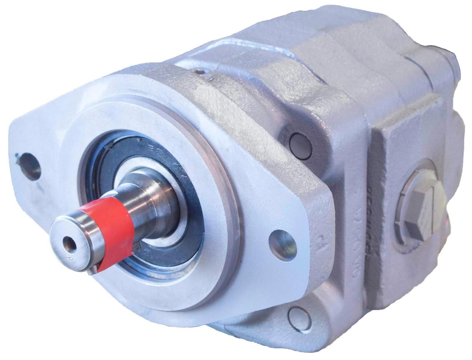 Flint Hydraulics, Inc : Hydraulic pumps, motors, valves & parts