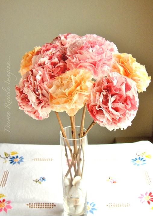 Image Result For Flores De Papel Hacer