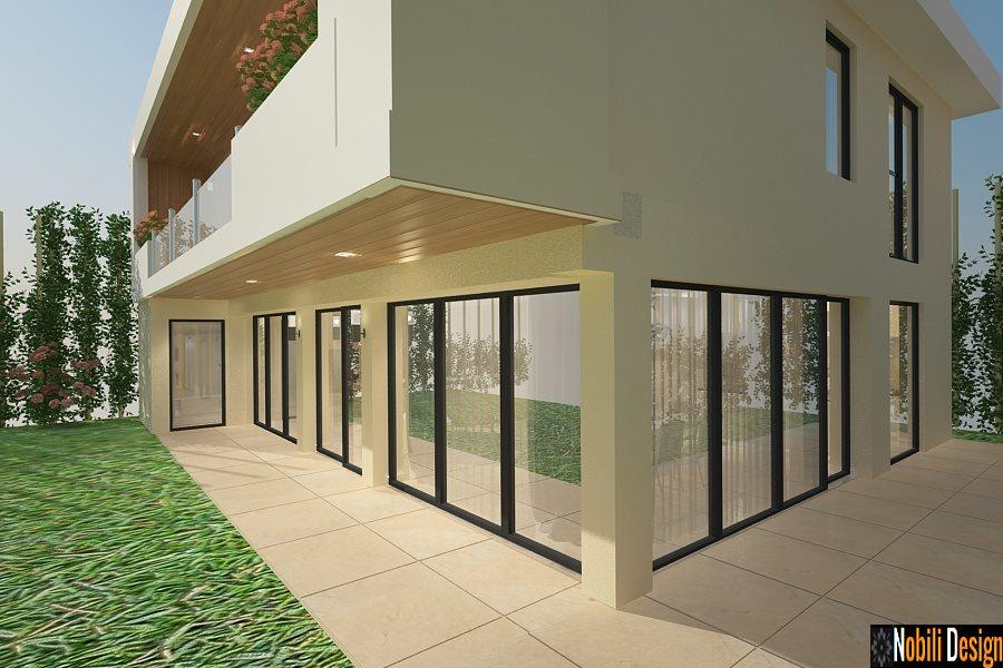 Proiecte - de - casa - cu etaj la - cheie - Design interior - case - vile - Constanta