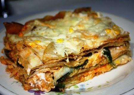 Verdaderas Recetas De Cocina Mexicanas Pastel Azteca Y