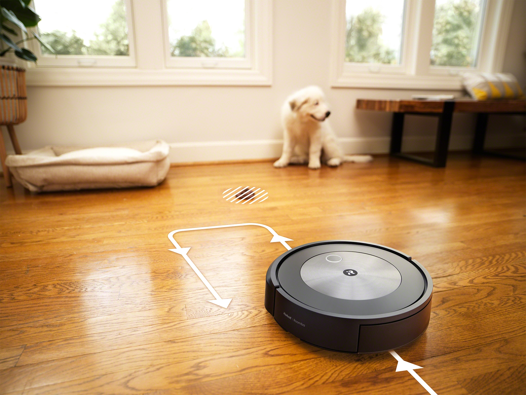 iRobot Introduces Roomba j7+ Robot Vacuum with Genius 3.0 Home Intelligence