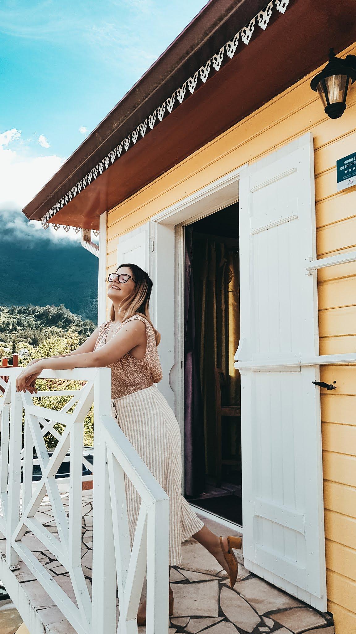 Wakacje na wyspie Reunion, Miasteczko Cilaos