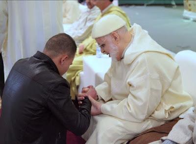 نعمة الشيخ المربي