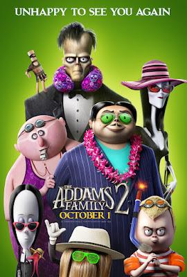 The Addams Family 2 (2021) English 5.1ch 720p | 480p HDRip x264 700Mb | 280Mb
