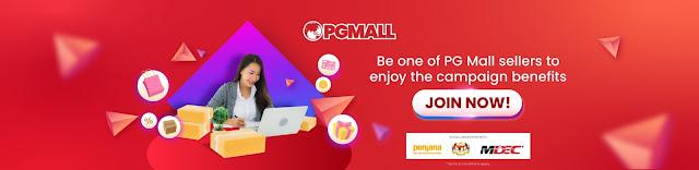 Jom Kembangkan Perniagaan di PG Mall