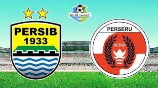Perseru Serui Siap Kalahkan Persib Bandung