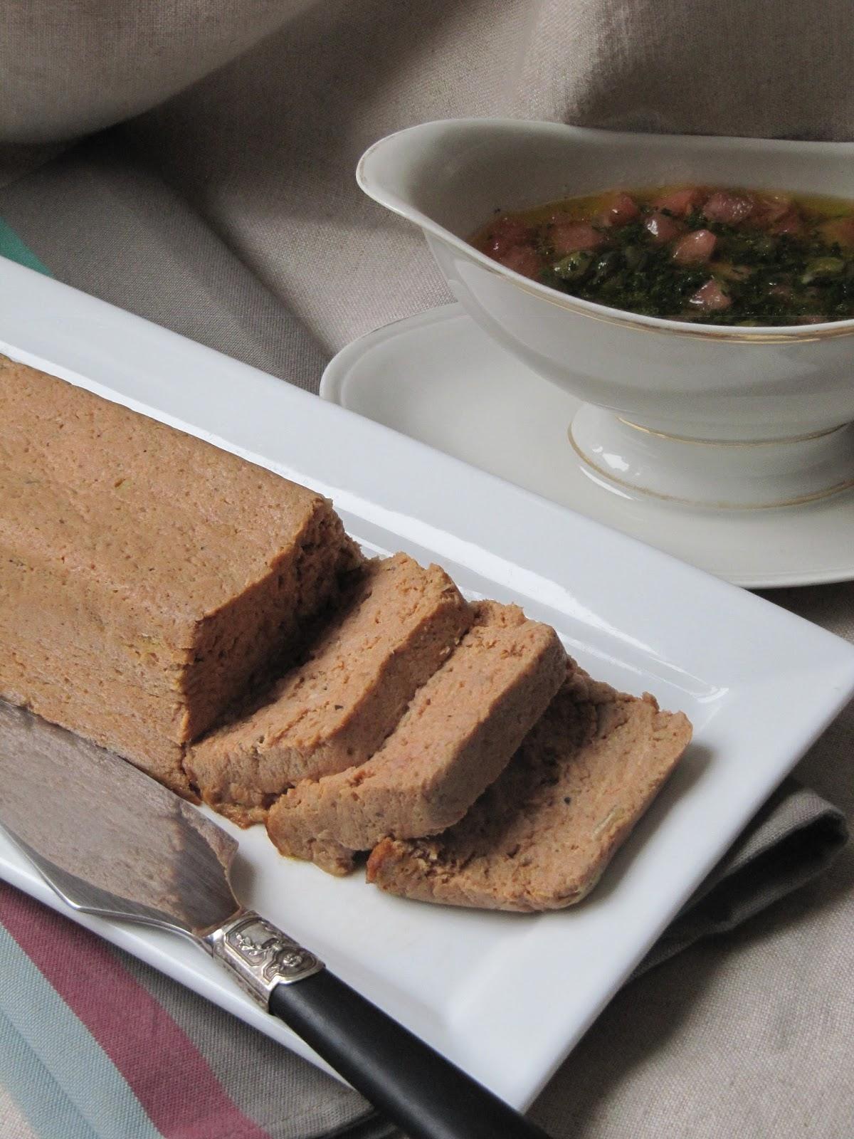 Chambre Couleur Sable Et Bleu : La cuisine dici et dISCA Terrine de thon