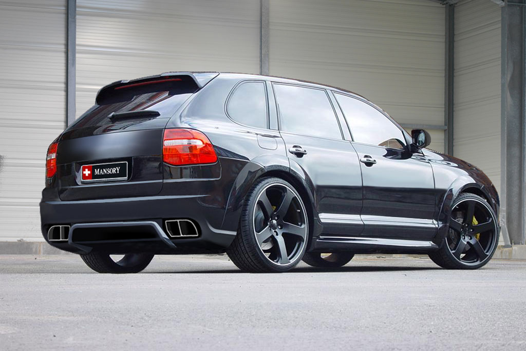 Smartcars Porsche Cayenne As One Of Luxurious Car From