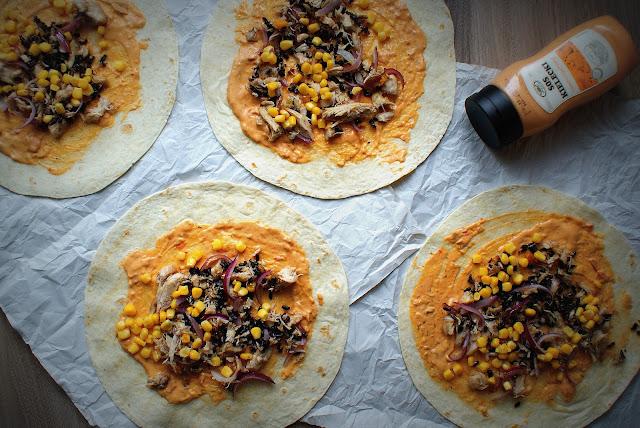 tortilla,sos kielecki,sos hamburgerowy,kuchnia hiszpańska,pyszne jedzenie,