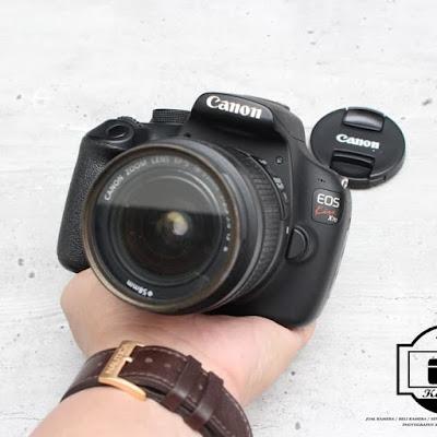 Canon EOS Kiss X70 DSLR Firmware最新ドライバーをダウンロードします
