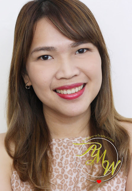 a photo of Yves Rocher Radiant Lip Crayons Review Pourpre Lumineux