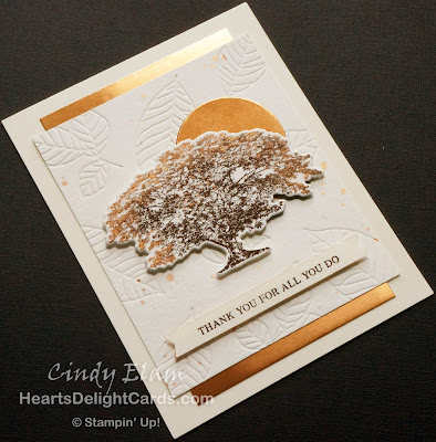 Heart's Delight Cards, SRC - Rooted in Nature, Rooted in Nature, Stampin' Up!