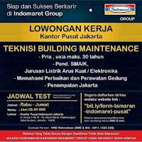 Lowongan kerja Indomaret Jakarta Juli 2020