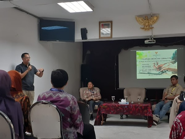 Jurnalis Masisir di Mata Wartawan Metro TV