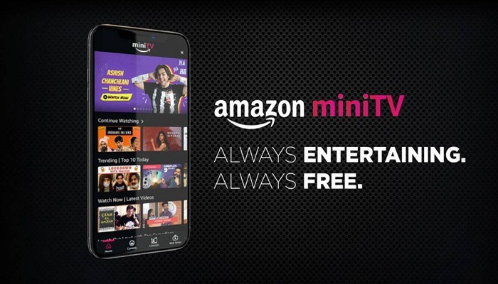 Amazon MiniTV launched for Android Free Streaming Platform