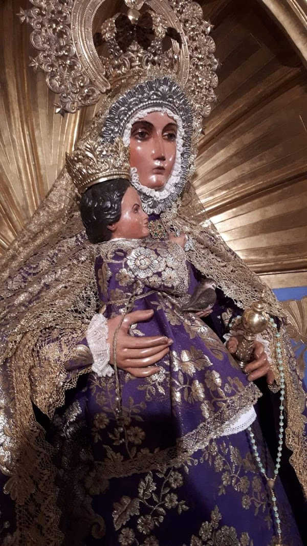 Suspensión de los Actos y Cultos en honor de la Virgen de Mar de Sevilla