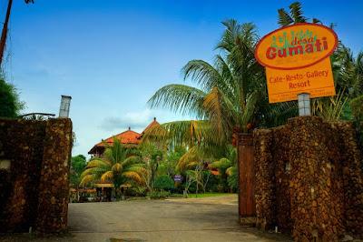 Outbound Di Desa Gumati
