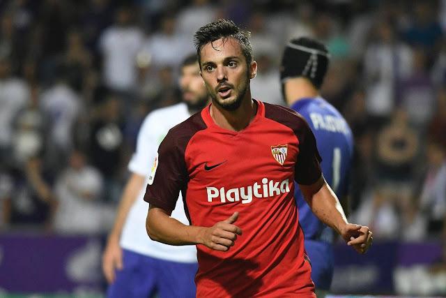 Crónica Újpest FC 1 - Sevilla FC 3