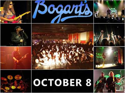 4 videos από το live της επανένωσης των CJSS στο Bogart's