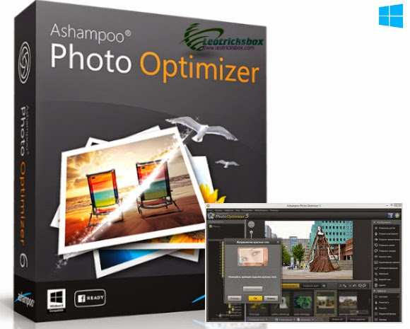 Ashampoo Photo Optimizer v6.0.3.93 + Reg.