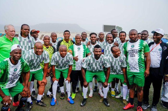 List of Top 10 Nigerian Football Legends
