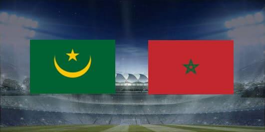 مباراة المغرب وموريتانيا بتاريخ 15-11-2019 تصفيات كأس أمم أفريقيا