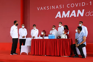 22.736 Perusahaan Daftarkan Diri, Ketum Kadin: Animo Terhadap Vaksinasi Gotong Royong Tinggi