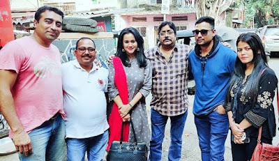 Ajnabi Bhojpuri Movie