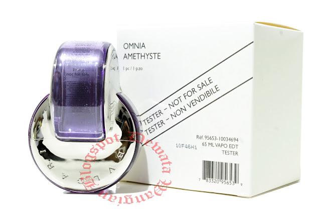 Bvlgari Omnia Amethyste Tester Perfume