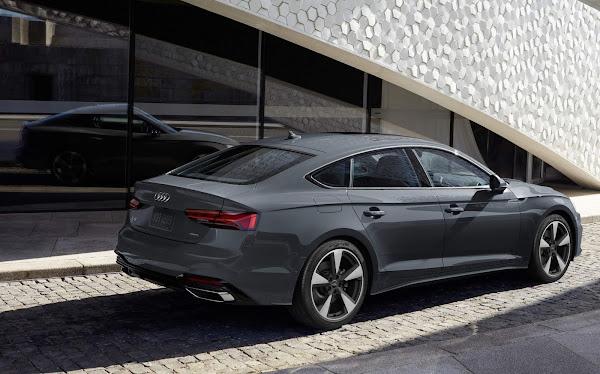 Novo Audi A5 Sportback 2021 Brasil - fotos, preços e especificações