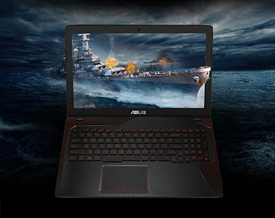 Asus FX553VD Laptop Gaming Murah