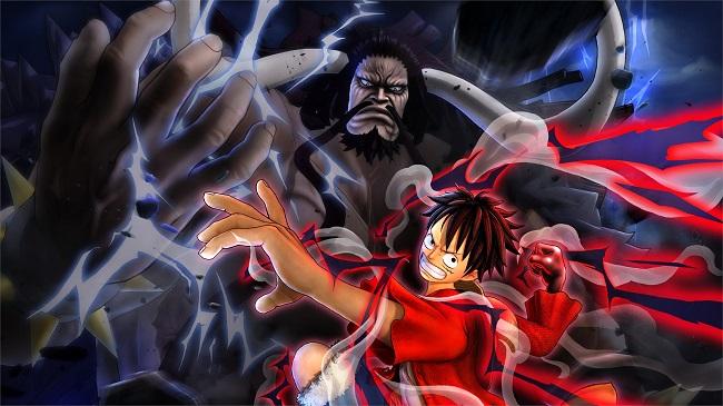 One Piece Pirate Warriors 4/Bandai Namco/Reprodução