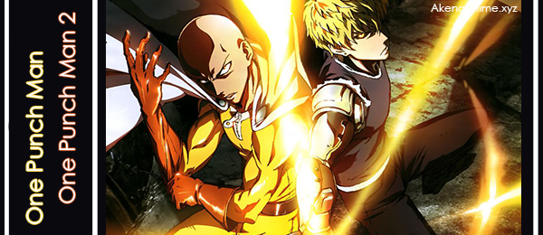 One Punch Man - One Punch Man 3