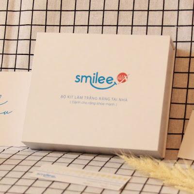 Bộ Kit làm trắng răng Smilee