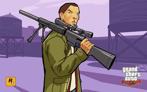 GTA: Chinatown Wars v1.04 APK (MOD, unlimited money/ammo)