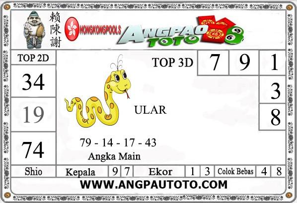 Prediksi Togel HK Minggu 08 Maret 2020 - Prediksi Angpao Toto