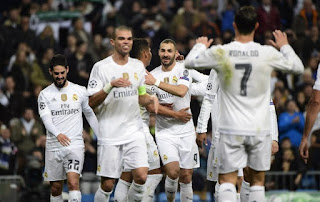 Madrid Memberikan Segalanya untuk Liga Champions