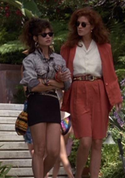 Uma linda mulher cena hotel Vivian e Kit