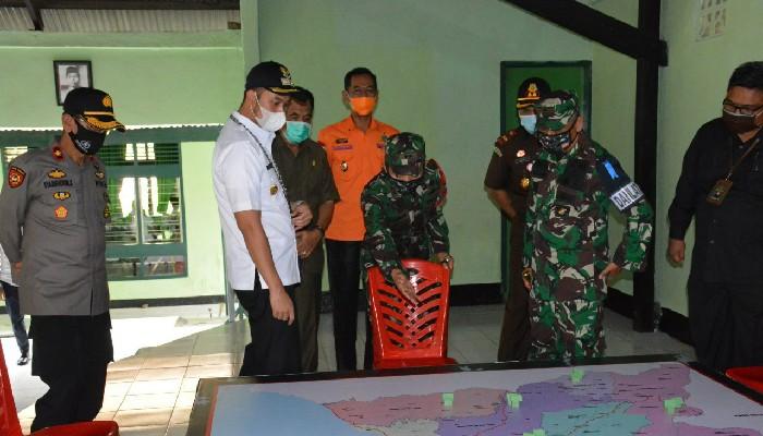 Bupati Apresiasi Latihan 'Perisai Petir XX' Korem 141 di Sinjai