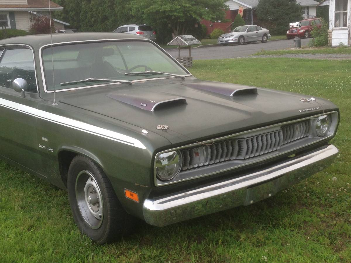 Daily Turismo: Get A Pistol Grip, Man: 1970 Plymouth ...