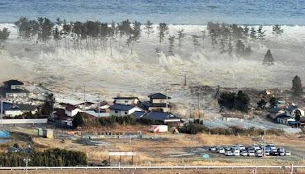 Τα μεγαλύτερα τσουνάμι της ιστορίας (video)